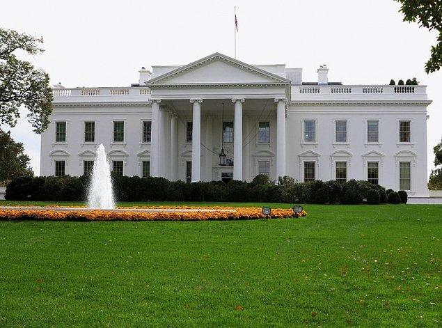 7. Beyaz Saray (Amerika Birleşik Devletleri)