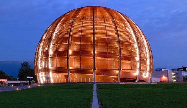 12. Nükleer Araştırma Konseyi (CERN) (İsviçre)