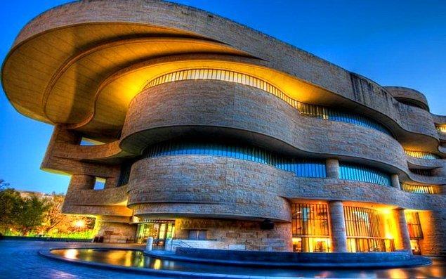14. Smithsonian Enstitüsü (Amerika Birleşik Devletleri)