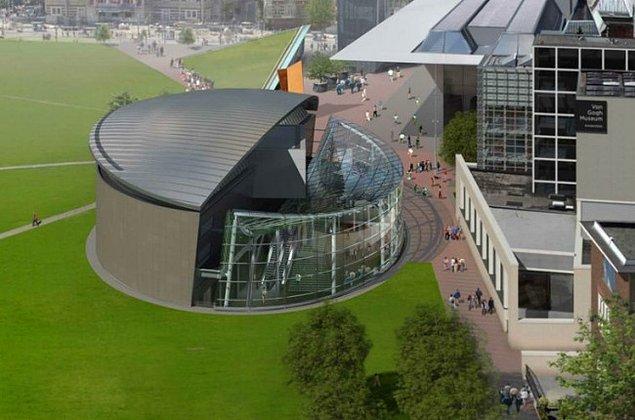 15. Van Gogh Müzesi (Hollanda)