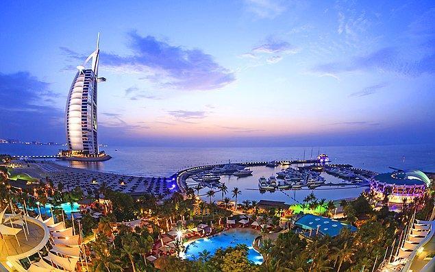 16. Dubai