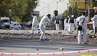 Ankara'daki Saldırı Güçlendirilmiş TNT Patlayıcılarıyla Gerçekleştirilmiş