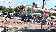 IŞİD'ci Hesaptan 'Ankara Saldırısına' Tebrik: 'Allah'ım Ölü Sayısını Artır'