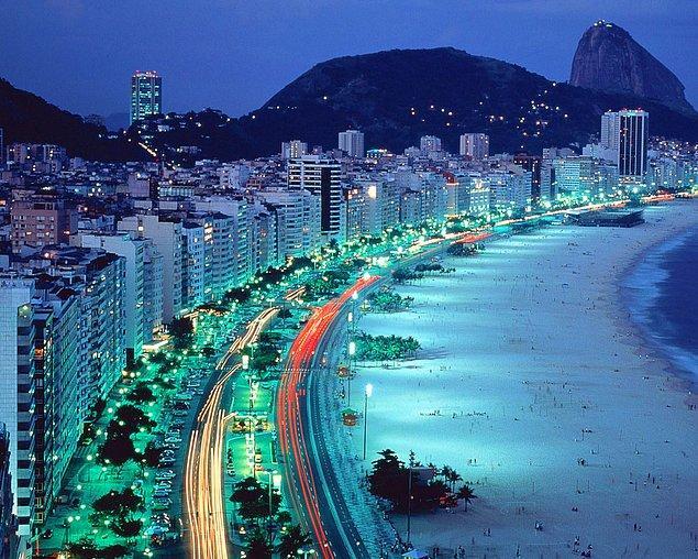 Brezilya - Hollanda - Jamaika!