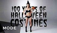 Kadın Cadılar Bayramı Kostümlerinin 100 yılık Değişimi
