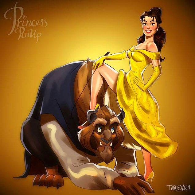 14. Belle And The Beast