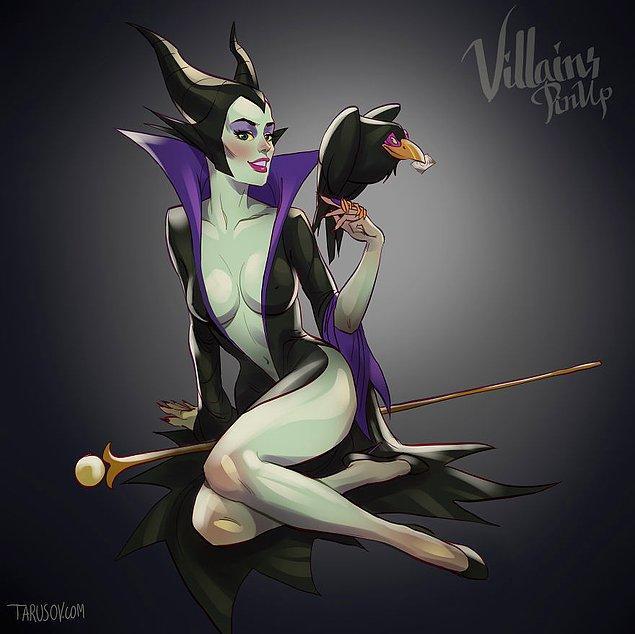 18. Maleficent