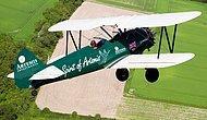 1942 Model Uçakla Dünya Turuna Çıktı