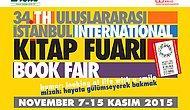 Istanbul Kitap Fuarı Kapılarını 7 kasımda ziyaretçilerine açacak!