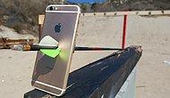 Ok ile iPhone 6S'i Vurmak