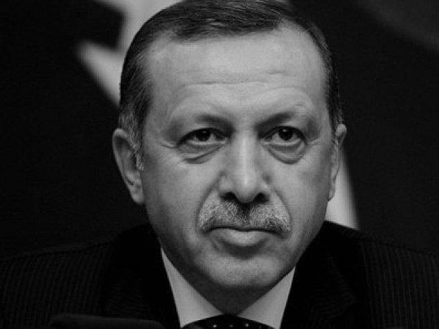 1. Recep Tayyip Erdoğan - Kevin Spacey (House of Cards)