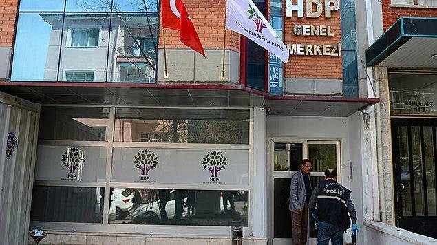 1. Ankara Katliamı'nda asıl hedef HDP Genel Merkezi'ymiş