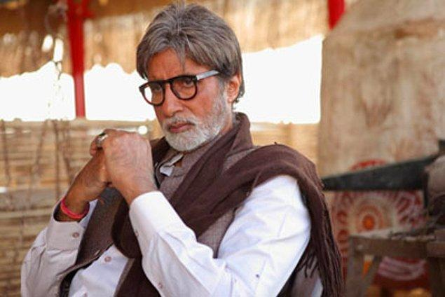 12. Taner Yıldız - Amitabh Bachchan