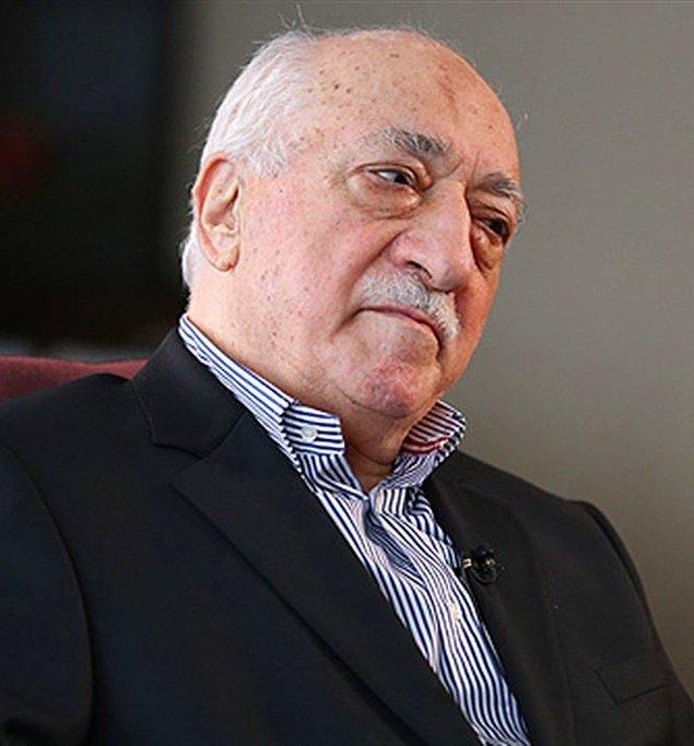 15. Fethullah Gülen - Jonathan Pryce (Game of Thrones)