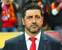 """Rui Vitoria: """"Galatasaray çok iyiydi"""""""