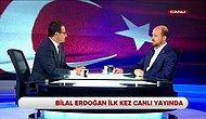 Bilal Erdoğan: 'Hologramla İstanbul'a Işınlanmadım'