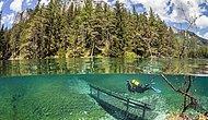 Avusturya'da İnanılmaz Bir Su Altı Parkı