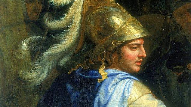 15. Büyük İskender, yaşadığı dönemde Makedonya'nın, Mısır'ın, Perslerin ve Asya'nın krallığı görevini aynı anda üstlenmiştir.