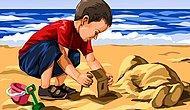 Azerbaycanlı Ressam Gunduz Aghayev'den Kirli Oyunların Kurbanı Olmuş Çocukları Gösteren 9 İllüstrasyon