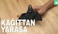 Evinize Halloween Ruhunu Getirmenizi Sağlayacak 7 Origami Yöntemi