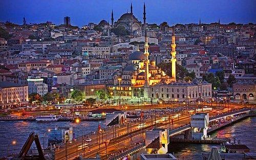 ünlü şairlerimizin Kaleminden Güzide şehrimiz Istanbul Için Yazılmış