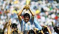 55. Doğum Gününde Yaşayan Efsane Maradona İçin Yazılmış Birbirinden Güzel 5 Şarkı