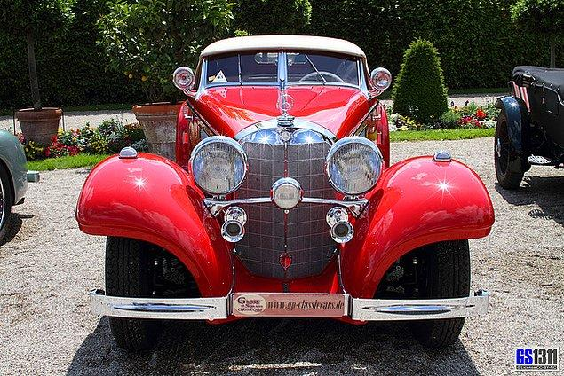 1936 Mercedes-Benz 540K Special Roadster - $11,770,000