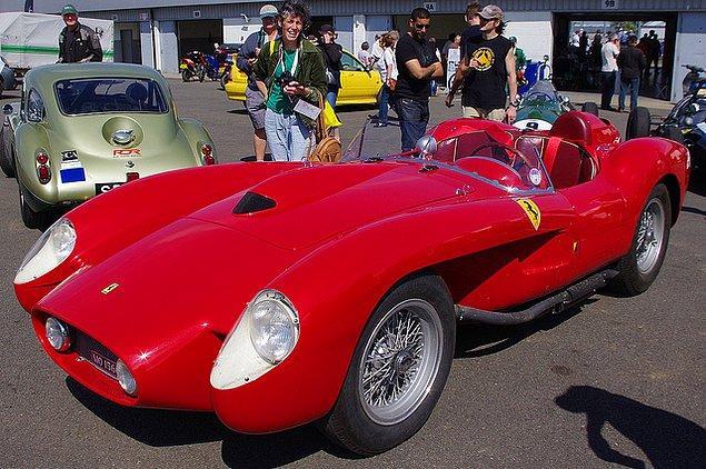 1957 Ferrari 250 Testa Rossa - $12,402,500