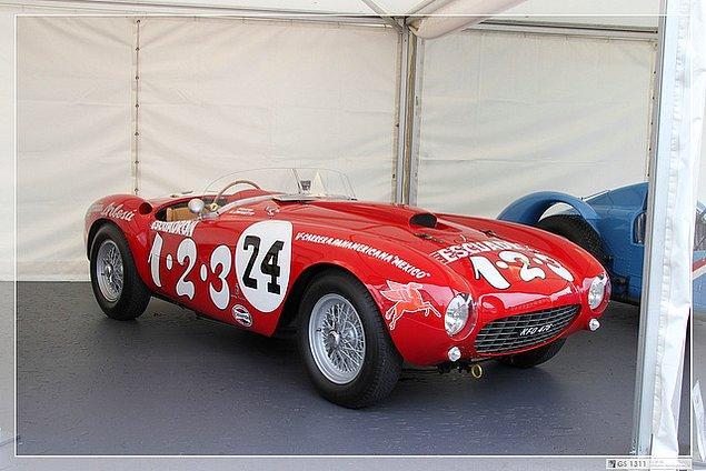 1954 Ferrari 375-Plus Spider Competizione - $18,400,177
