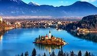 'Slovenya'nın Güzelliğinin Sembolü' Olarak Bilinen, Göz Alıcı Bir Peri Masal Diyarı: Bled