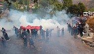 Biber Gazlı ve TOMA'lı Saldırıya Uğrayan Köylüler AKP'yi Tercih Etti
