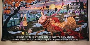 Sanat Ayağınıza Geldi: Modern Dönem Britanya'sının İşlendiği Eserlere Sanal Turda Göz Atın