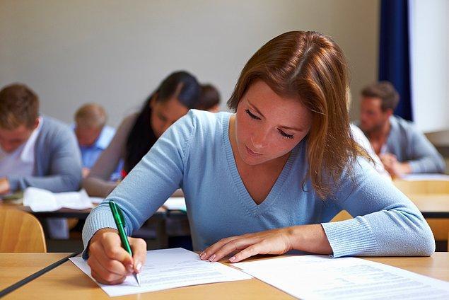 5. Bilgi birikimlerinizi test etmek