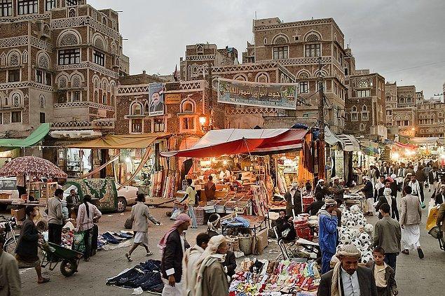 9. Peki referans aldığımız nüfus yoğunluğu Yemen'e ait olsaydı ne olurdu?