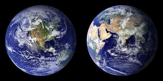 O vakit de 2 Dünya hepimize ancak yeterdi.