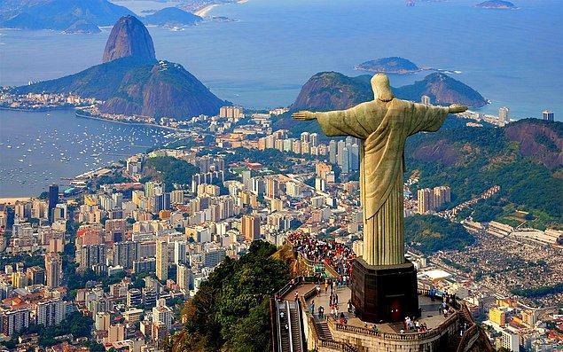 11. Brezilya'yı referans alsaydık:
