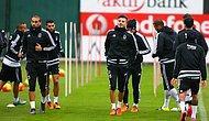 Beşiktaş Kafilesi Bursa'da