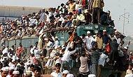 Gezegenimizde Yaşayan 7 Milyar İnsan Toplanıp Bir Ülkeye Taşınmaya Karar Verseydi Ne Olurdu?