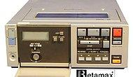 Sony Betamax Satışlarını Durduruyor