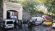 Galatasaray Üniversitesi'nde Tamirat Yaptığı Asansörün Altında Kalan İşçi Can Verdi