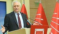 CHP Genel Başkan Yardımcısı Özçelik İstifa Etti