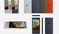 İşte BlackBerry'nin İkinci Android Telefonunun Görünümü