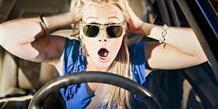 Trafikte Ne Kadar Streslisin?