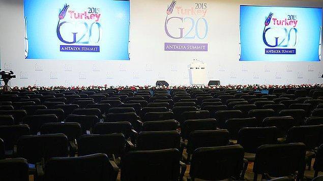 G-20 liderlerine mektup