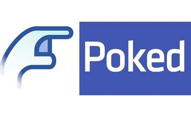 13. Facebook'ta dürtmek, dürtülmek, tekrar dürtmek...