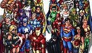 Marvel ve DC Comics'in Yayında Olan, Başlaması Beklenen ve Geliştirme Aşamasındaki Dizileri