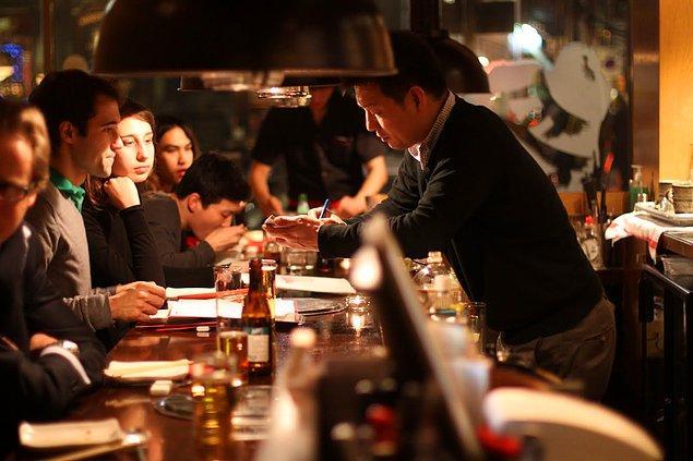 4. Рестораны, в которых вы хотите побывать