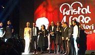 Kristal Fare Ödülleri Sahiplerini Buldu
