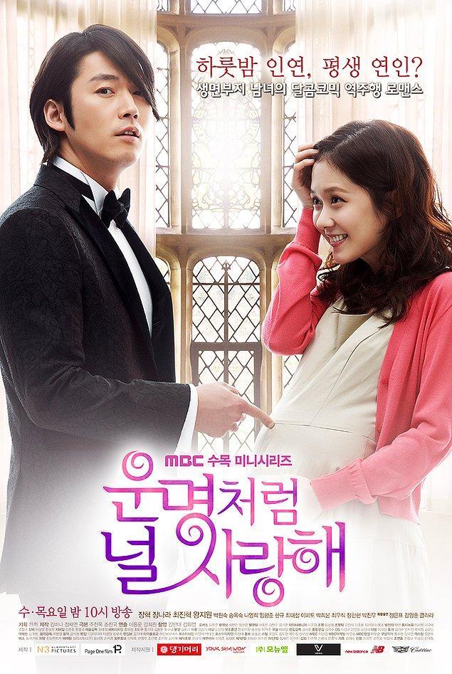 24. Fated To Love You (2014)   IMDB:8,2