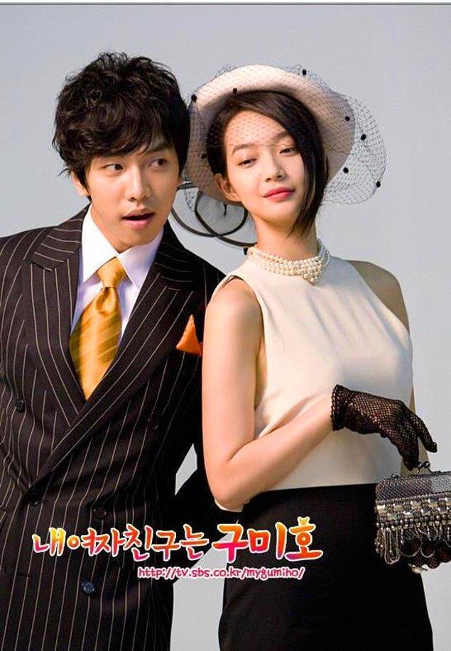 25. My Girlfriend İs A Gumiho (2010)   IMDB:8,2